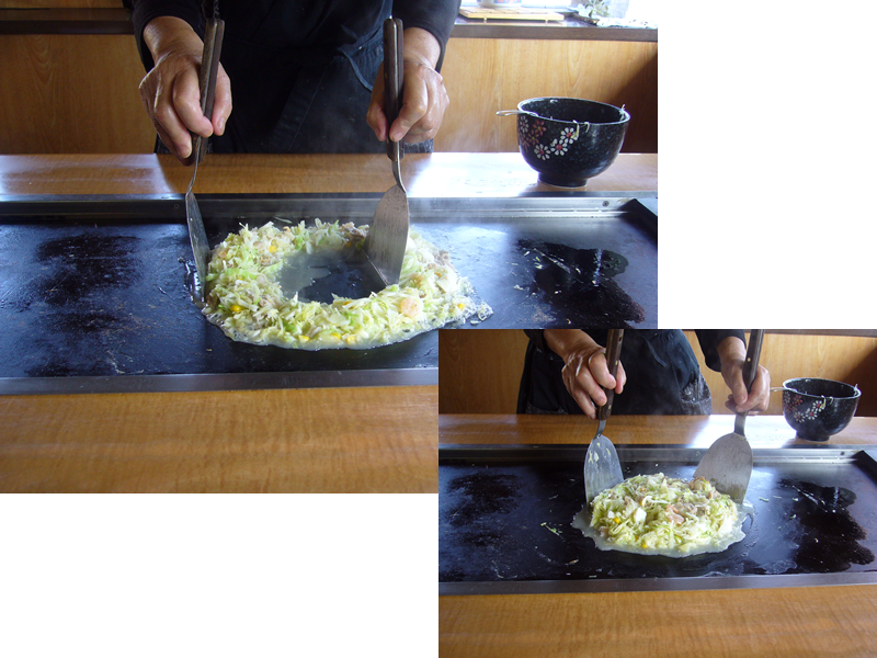 STEP5:野菜を再度炒める
